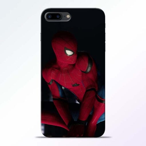 Buy Spiderman iPhone 8 Plus Mobile Cover at Best Price