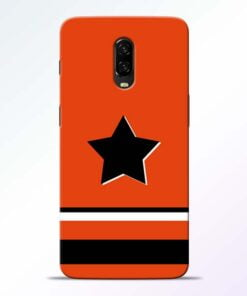 Star OnePlus 6T Mobile Cover