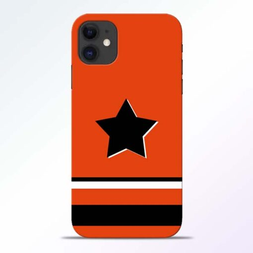 Star iPhone 11 Mobile Cover