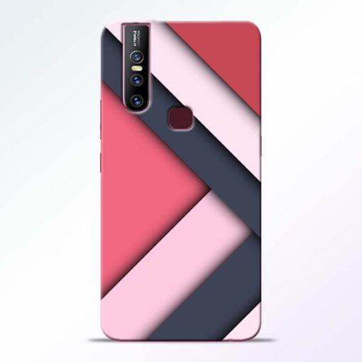 Texture Design Vivo V15 Mobile Cover