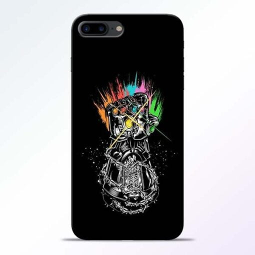 Buy Thanos Hand iPhone 7 Plus Mobile Cover at Best Price