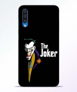 The Joker Face Samsung A50 Mobile Cover - CoversGap