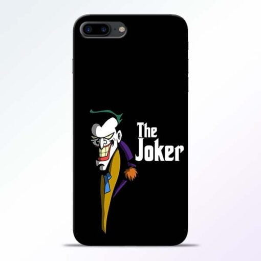 Buy The Joker Face iPhone 7 Plus Mobile Cover at Best Price