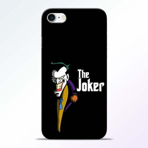 Buy The Joker Face iPhone 8 Mobile Cover at Best Price