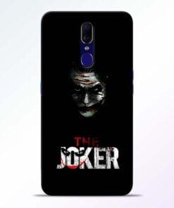 The Joker Oppo F11 Mobile Cover