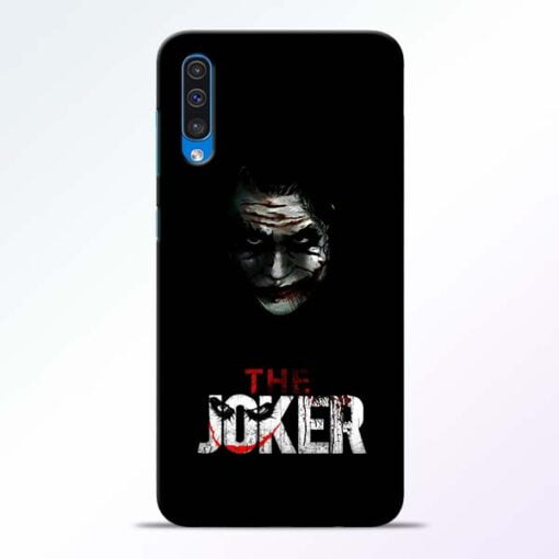 The Joker Samsung A50 Mobile Cover - CoversGap