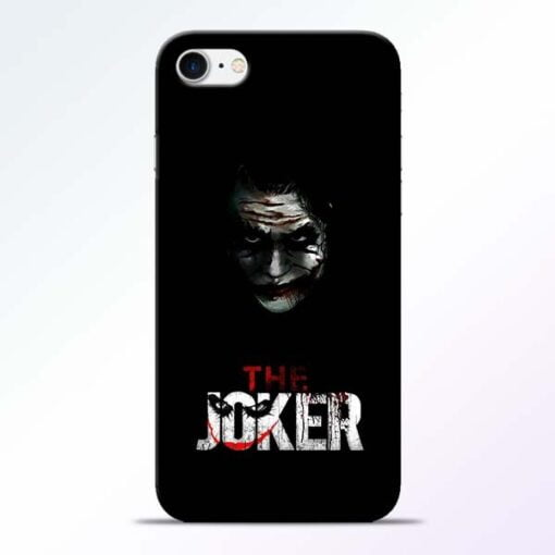 Buy The Joker iPhone 7 Mobile Cover at Best Price