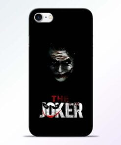 Buy The Joker iPhone 8 Mobile Cover at Best Price