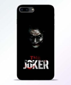 Buy The Joker iPhone 8 Plus Mobile Cover at Best Price