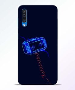 Thor Hammer Samsung A50 Mobile Cover - CoversGap
