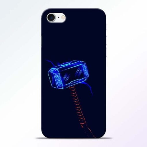 Buy Thor Hammer iPhone 8 Mobile Cover at Best Price