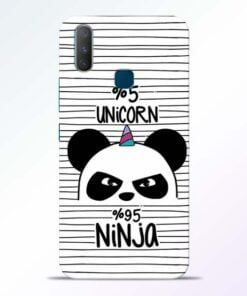 Unicorn Panda Vivo Y17 Mobile Cover