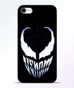 Buy Venom Face iPhone 7 Mobile Cover at Best Price