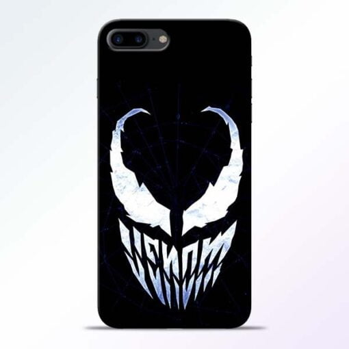 Buy Venom Face iPhone 7 Plus Mobile Cover at Best Price