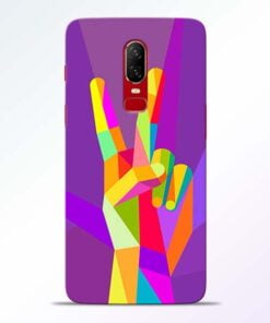 Victory OnePlus 6 Mobile Cover