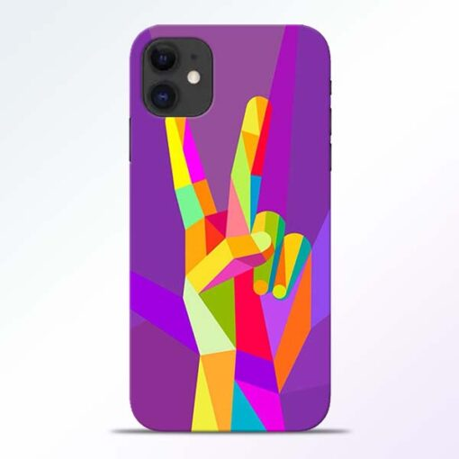 Victory iPhone 11 Mobile Cover