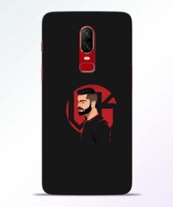 Virat OnePlus 6 Mobile Cover