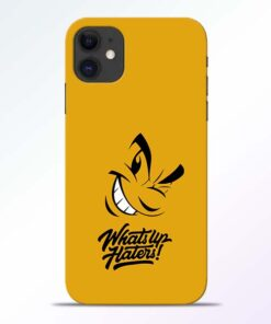 Whats Up iPhone 11 Mobile Cover