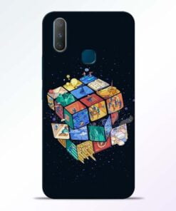 Wolrd Dice Vivo Y17 Mobile Cover
