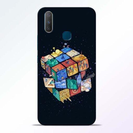 Wolrd Dice Vivo Y17 Mobile Cover