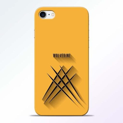 Buy Wolverine iPhone 7 Mobile Cover at Best Price