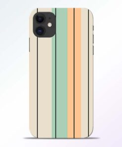 Wood Color iPhone 11 Mobile Cover