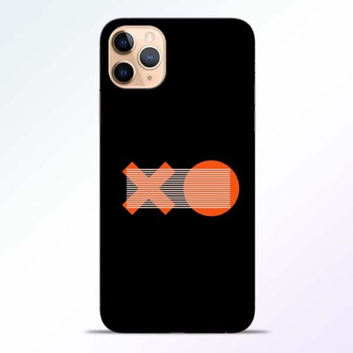 XO Pattern iPhone 11 Pro Mobile Cover