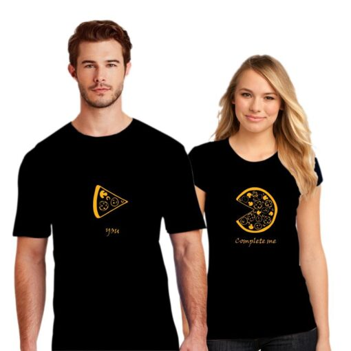 Complete Me Couple T shirt