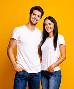 Couple T-shirts
