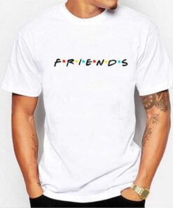 Friends White T shirt