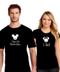 Matching Shirts Couple T shirt