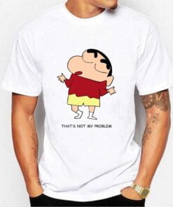 My Problem White T shirt
