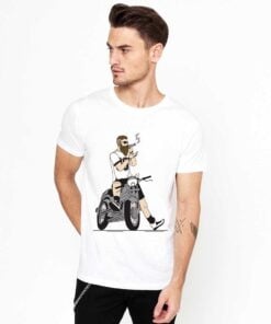 Stud Boy White T shirt