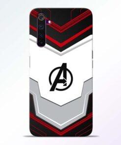 Avenger Endgame Realme 6 Mobile Cover