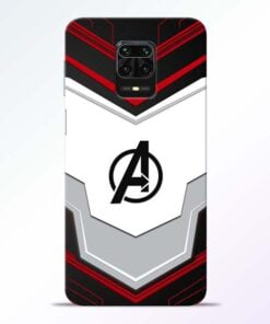 Avenger Endgame Redmi Note 9 Pro Mobile Cover