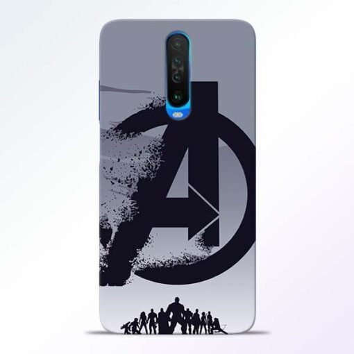 Avengers Team Poco X2 Mobile Cover