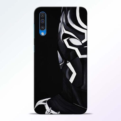 Black Panther Samsung Galaxy A50 Mobile Cover