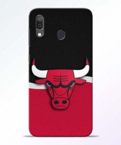 Chicago Bull Samsung Galaxy A30 Mobile Cover