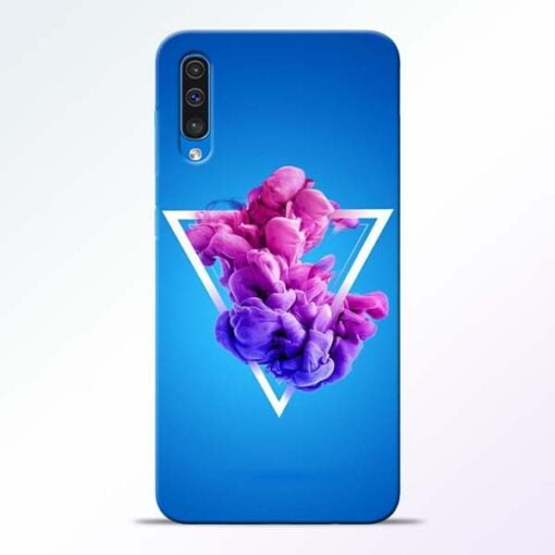 Colour Art Samsung Galaxy A50 Mobile Cover