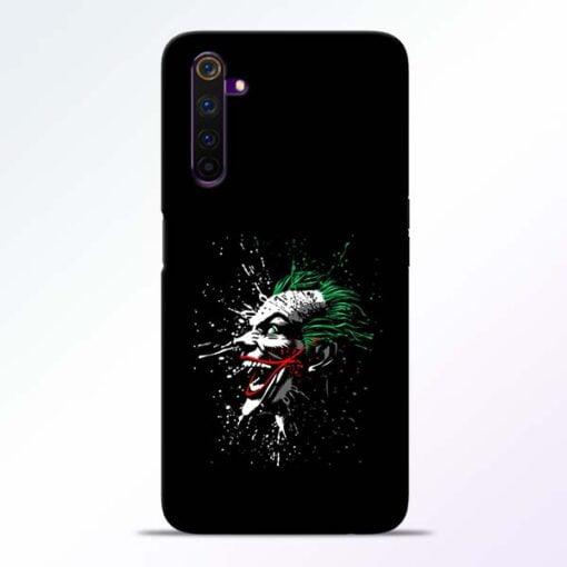 Crazy Joker Realme 6 Mobile Cover