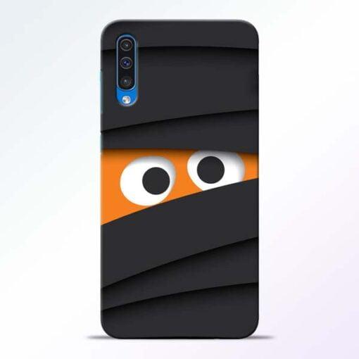 Cute Eye Samsung Galaxy A50 Mobile Cover