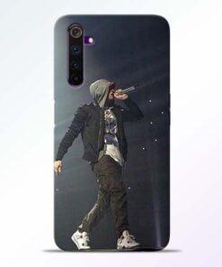 Eminem Style Realme 6 Mobile Cover