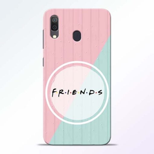 Friends Samsung Galaxy A30 Mobile Cover