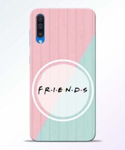 Friends Samsung Galaxy A50 Mobile Cover