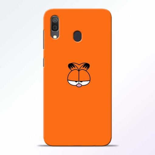 Garfield Cat Samsung Galaxy A30 Mobile Cover