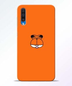 Garfield Cat Samsung Galaxy A50 Mobile Cover
