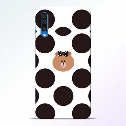 Girl Panda Samsung Galaxy A50 Mobile Cover