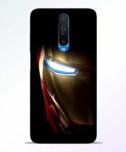 Iron Man Poco X2 Mobile Cover