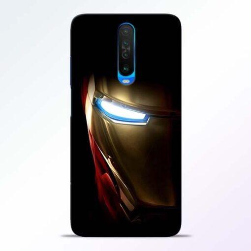 Iron Man Poco X2 Mobile Cover
