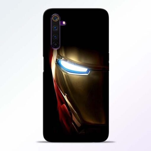 Iron Man Realme 6 Mobile Cover